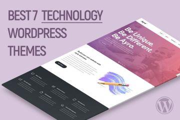 best-wordpress-technology-themes