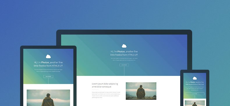 Free Responsive HTML CSS Templates For Mobile Friendly