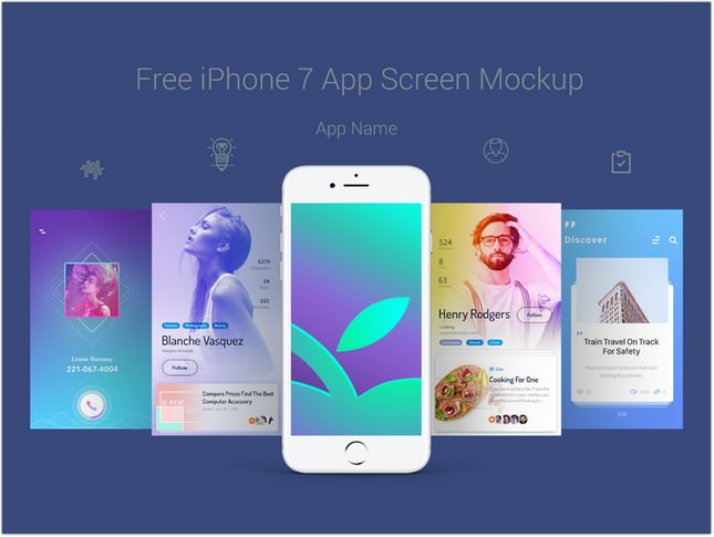 60 Best Screen Mockups Psd Templates Templatefor