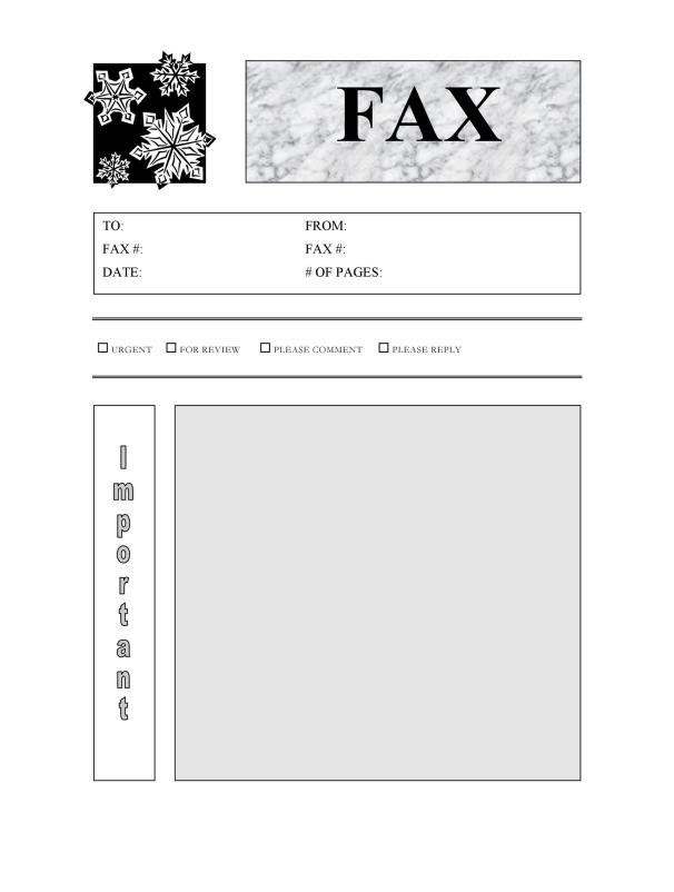Best Images About Fax Cover Letters On Paper Doc