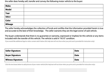 Transfer Of Ownership Agreement Images Agreement Letter Format