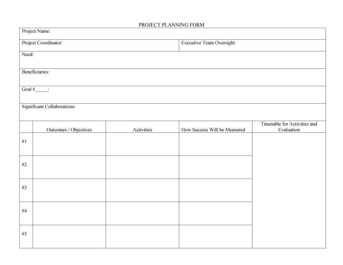 Microsoft Negotiation Worksheet Template