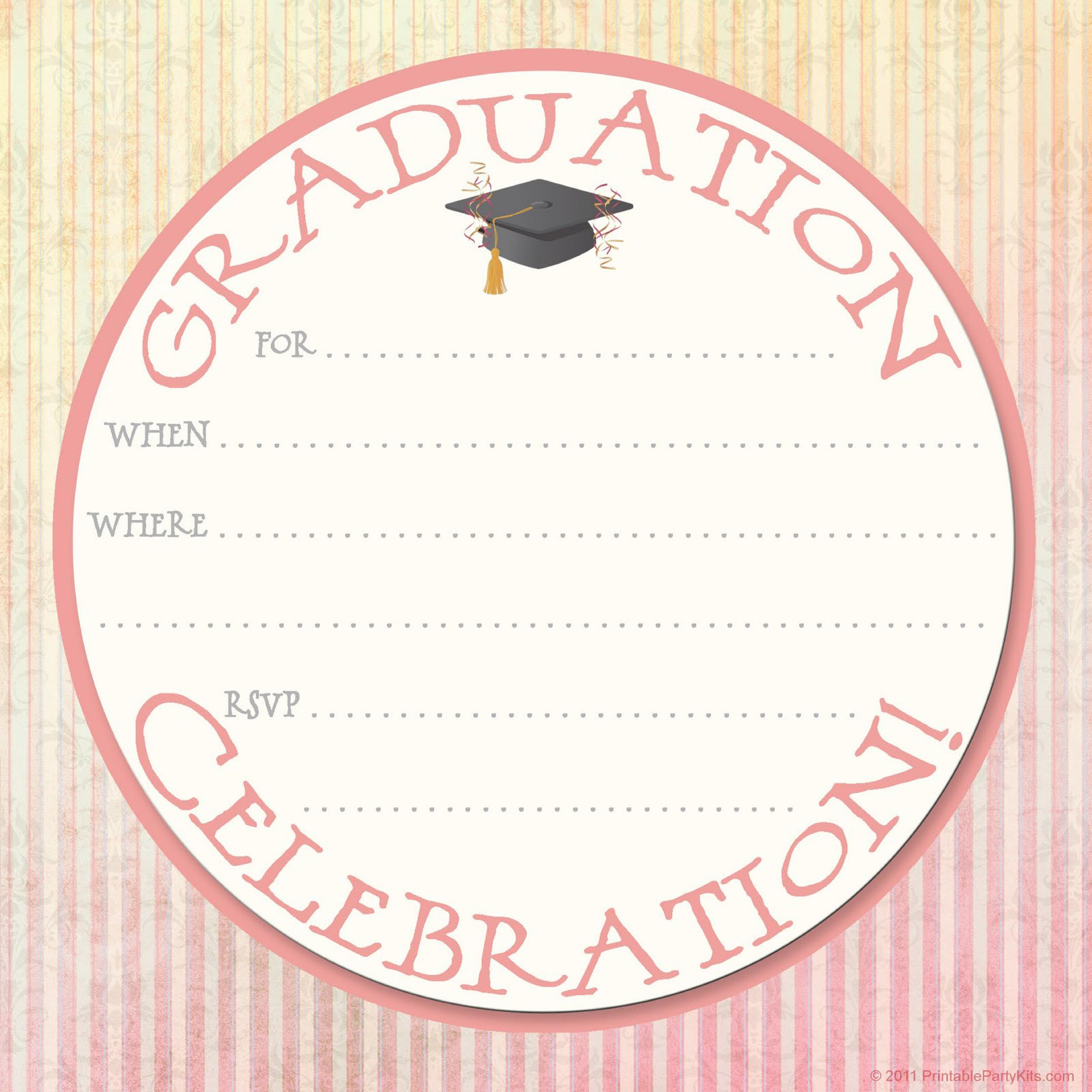 How Do Graduation Invitations