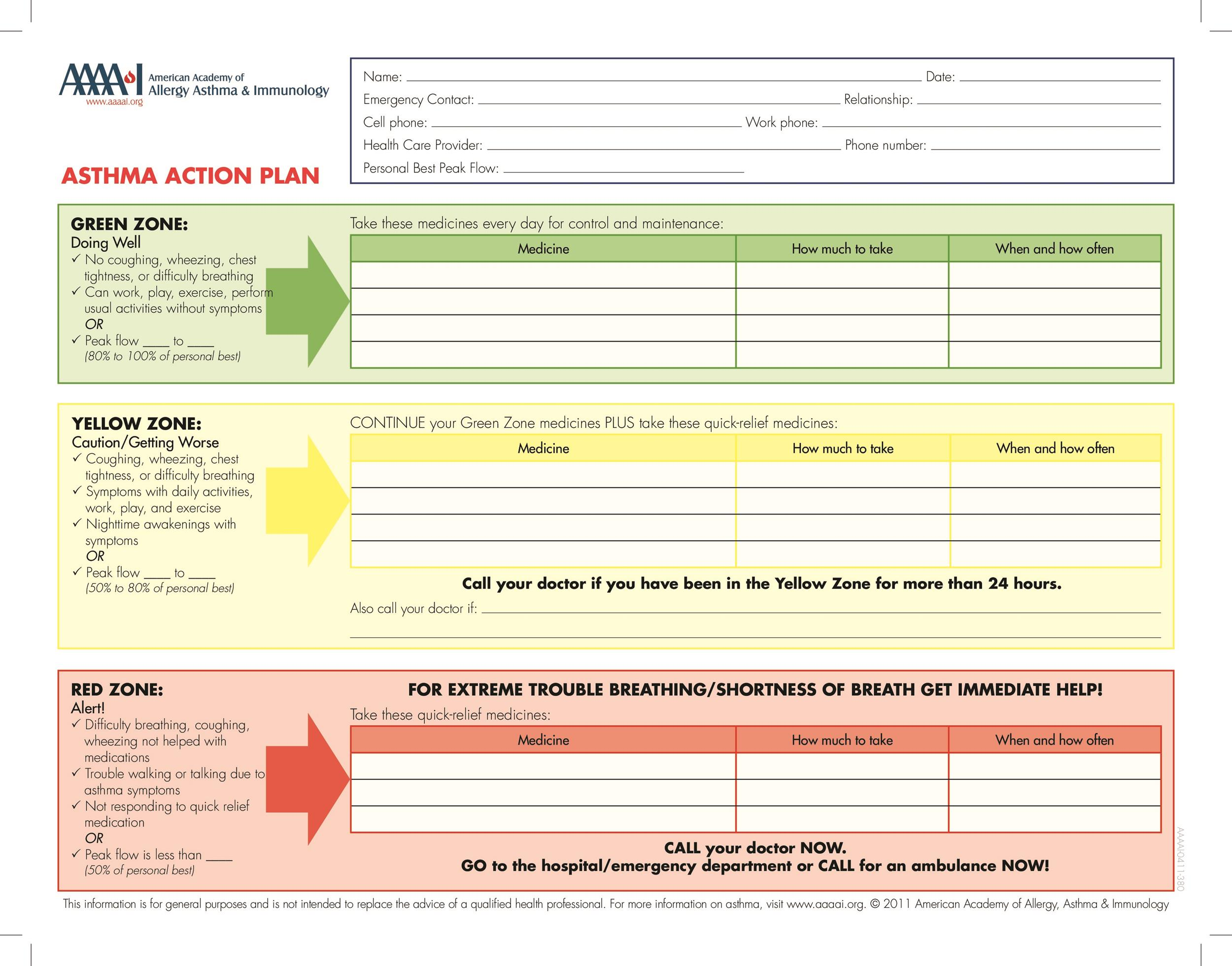 13 Action Plan Templates