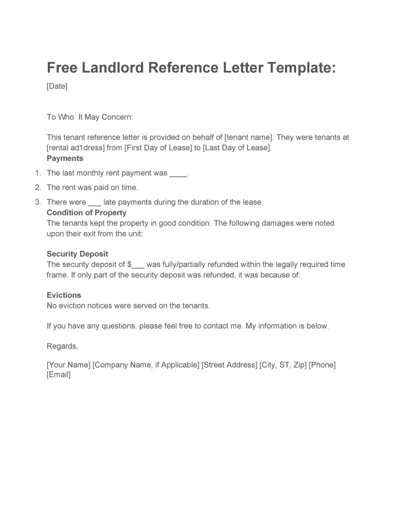 landlord-reference-letter-25  Day Demand Letter Template on sample template property fl, california dealership, for stolen property texas, for vehicle payment texas,