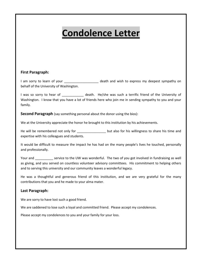 Bereavement letter poemsrom printable condolence letter 04 thecheapjerseys Image collections