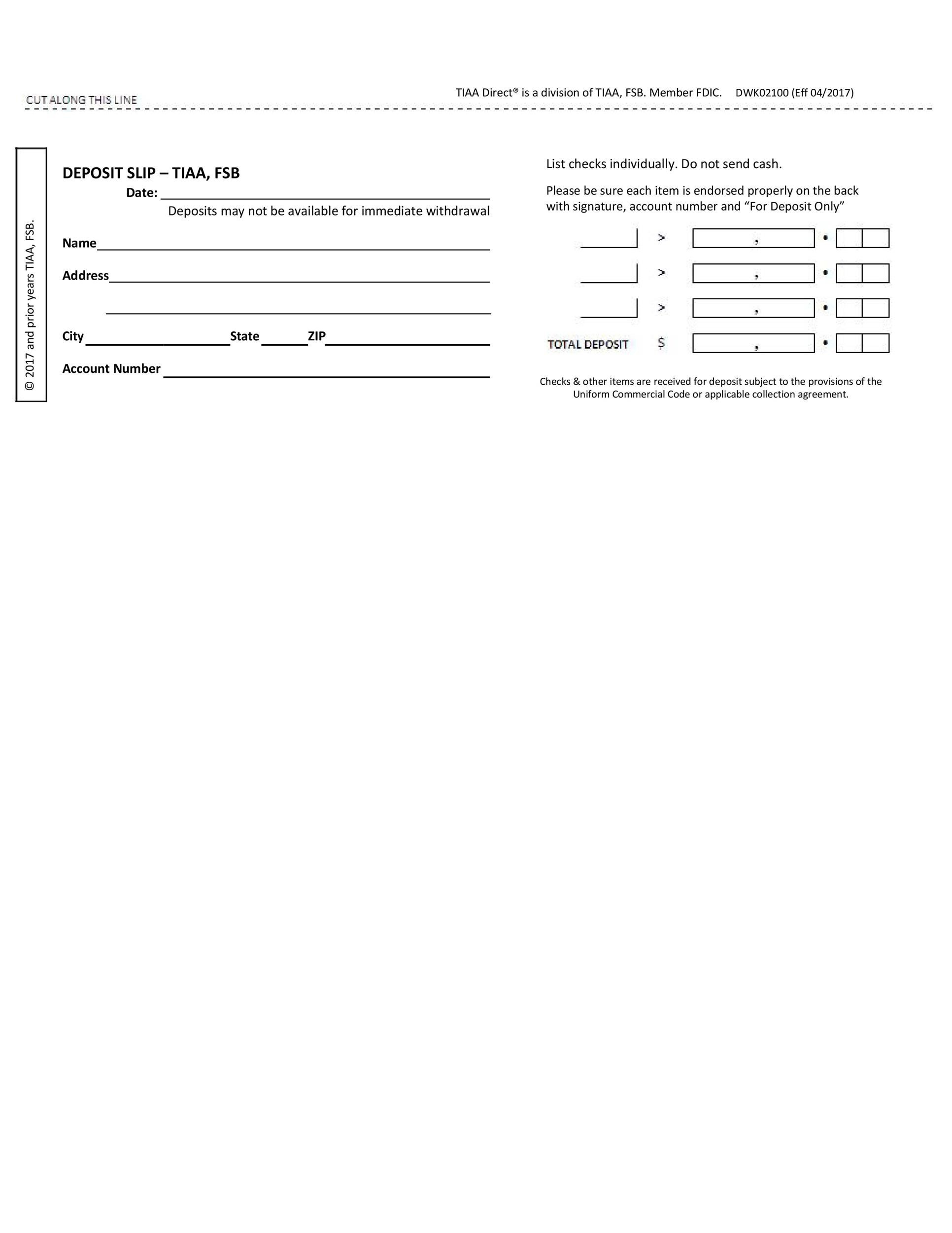 8cd9f 9 Best Photos Of Withdrawal Slip Sample Form Bank