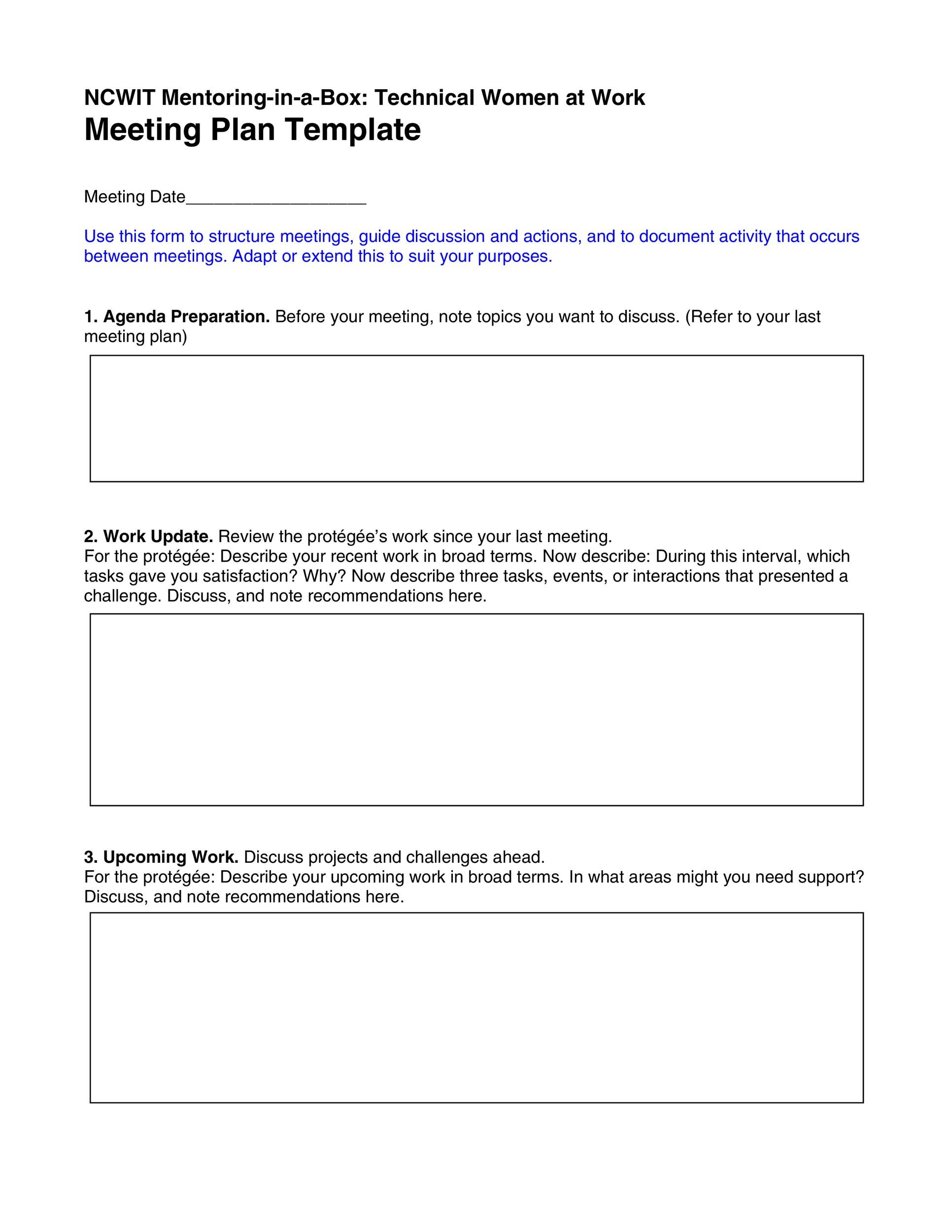 41 S M A R T Goal Setting Templates Amp Worksheets Templatelab