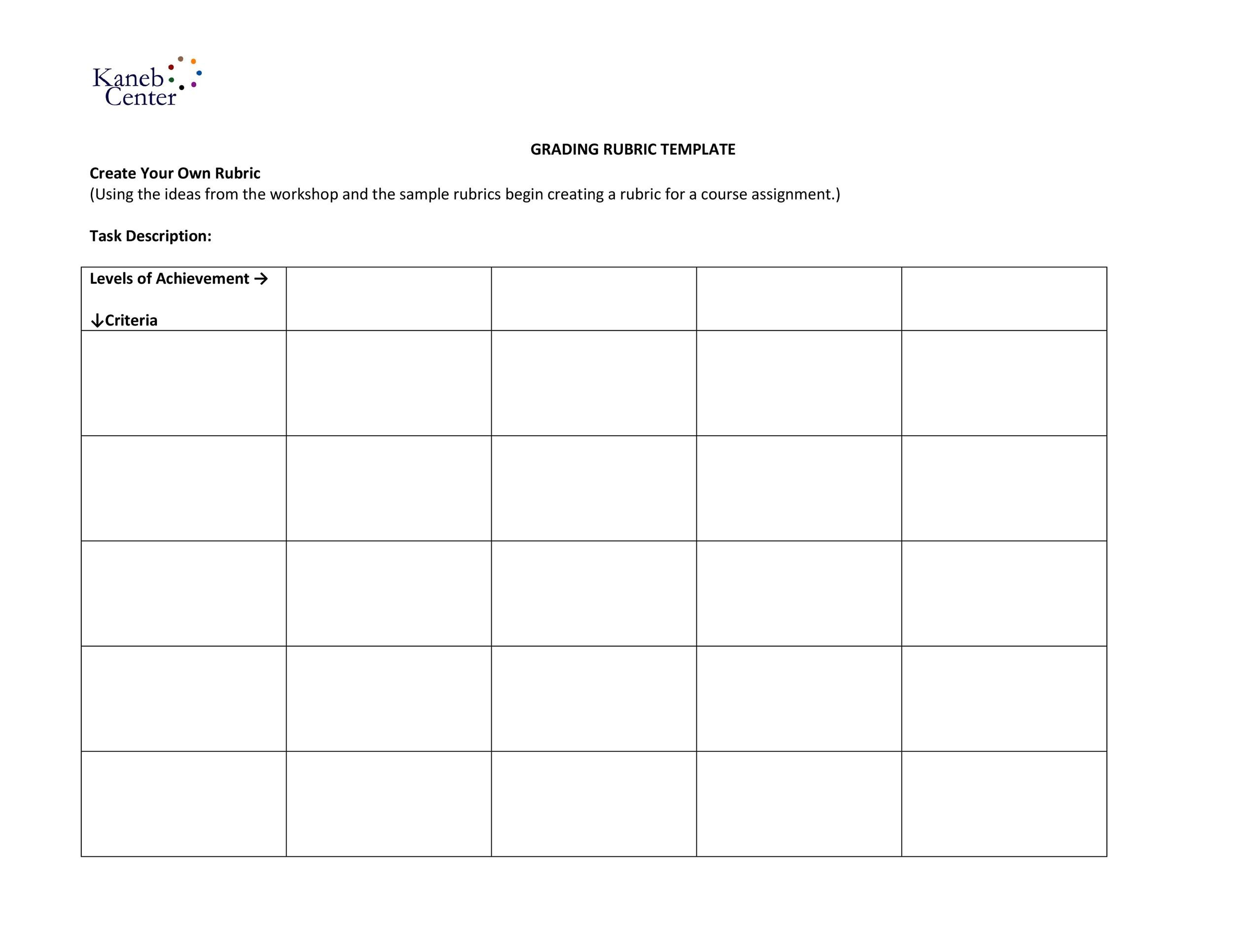 The Best Printable Grading Sheets