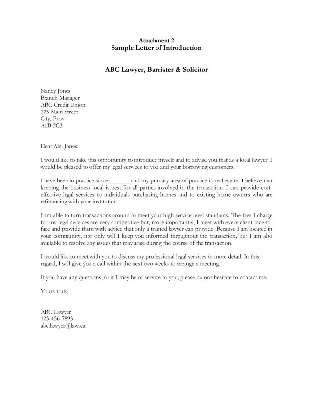 16 Free Business Introduction Letters (PDF & MS Word) ᐅ TemplateLab