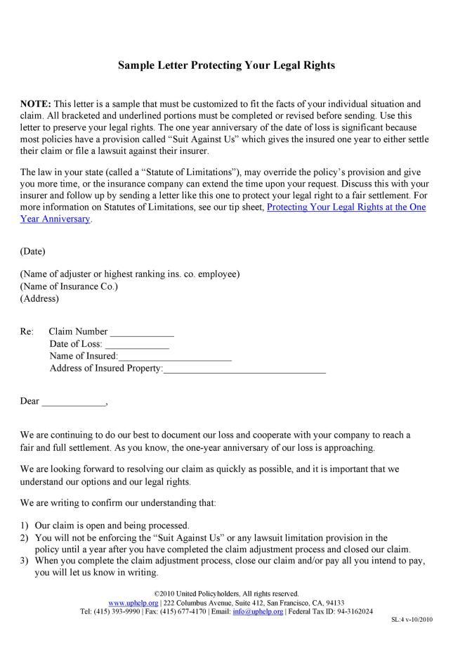 Sample Freight Claim Denial Letter | mamiihondenk org