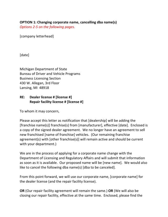 5 To Whom It May Concern Letter & Email Templates ᐅ TemplateLab