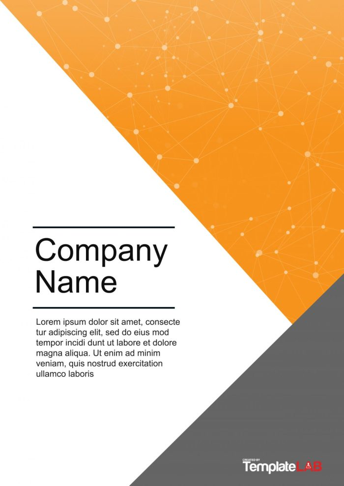 Microsoft Word Coverpage Templates Depending the Top Ten