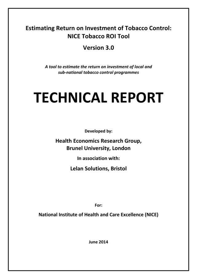 25 Professional Technical Report Examples (+Format Samples) ᐅ