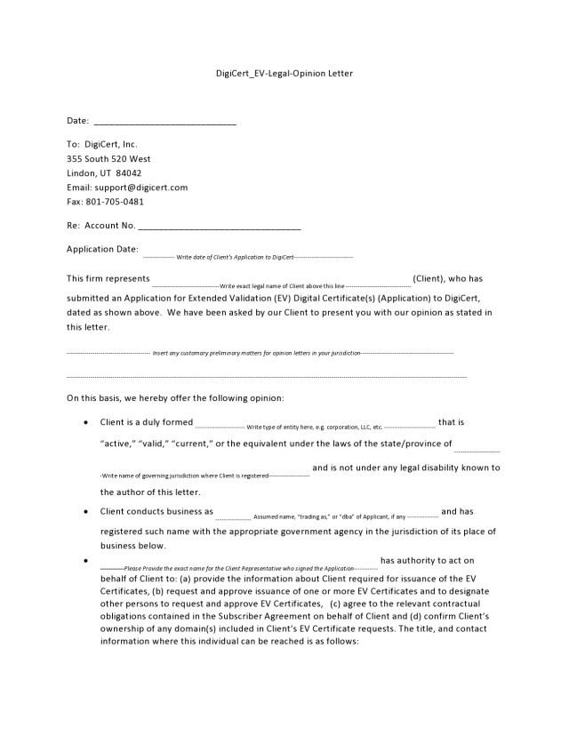 7 Professional Legal Letter Formats (& Templates) ᐅ TemplateLab