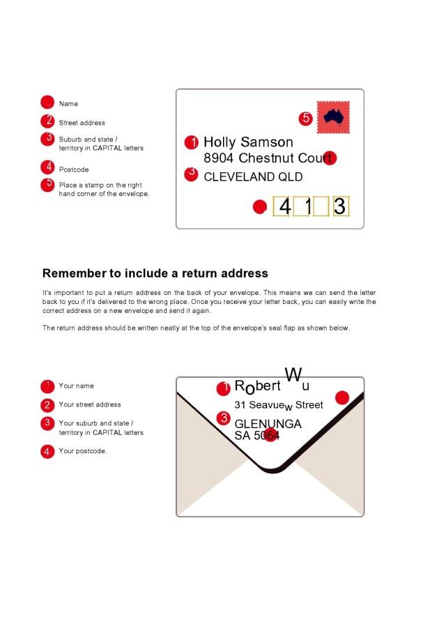 30 Printable Envelope Address Templates [Word] ᐅ TemplateLab