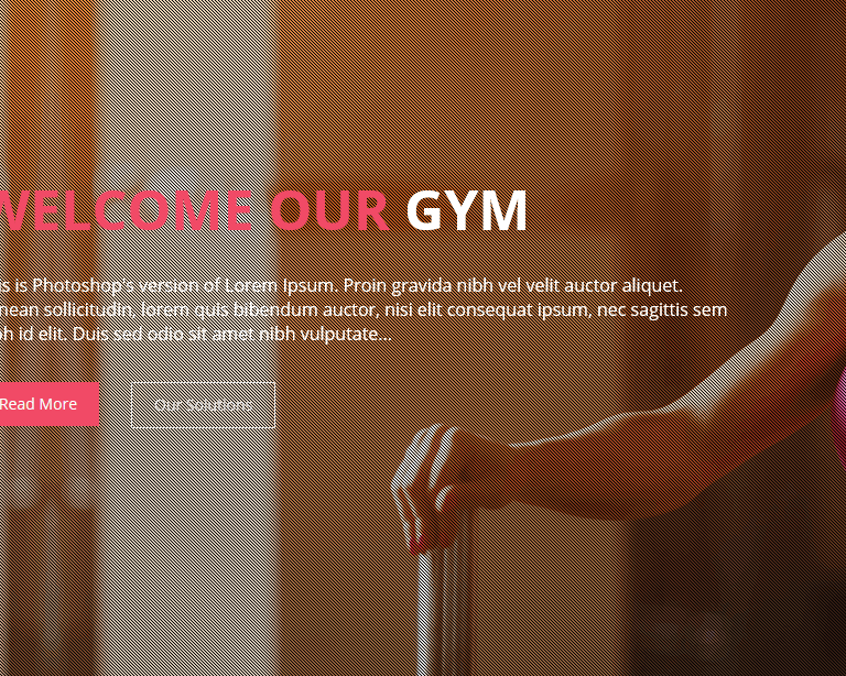 Grabs Full Pixels » Top Sports Website Templates 2018 InShape Website Template