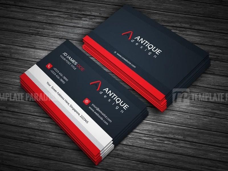 Stylish Business Card Design