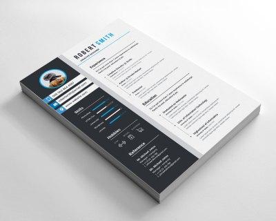 Experience Resume Design
