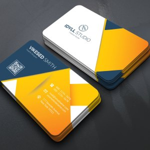 EPS Creative Name Card Templates