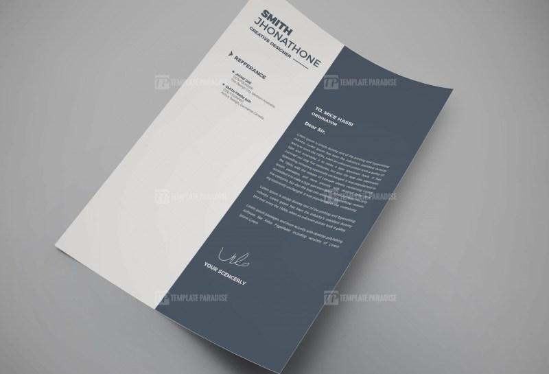 Perfect Resume CV Design