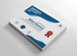 Simple Achievement Certificate