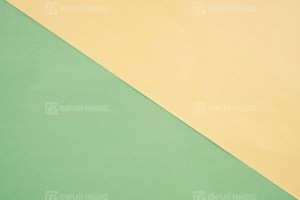 Green and yellow color paper background