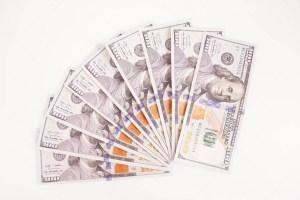 Nine Hundred Dollar Banknotes
