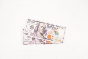 Two Hundred Dollar Banknotes