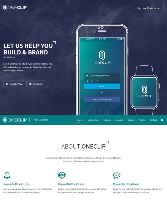 oneclip
