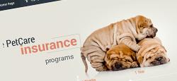 joomla themes pets vets feature