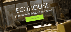 more best real estate joomla themes feature