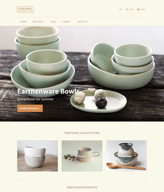 atlantic homewares furniture shopify themes