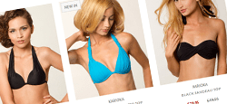 best swimwear lingerie shopify themes feature