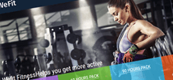 more best gym fitness joomla themes feature