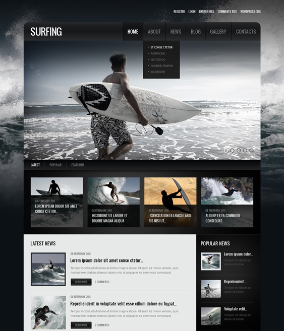 surfingresponsive