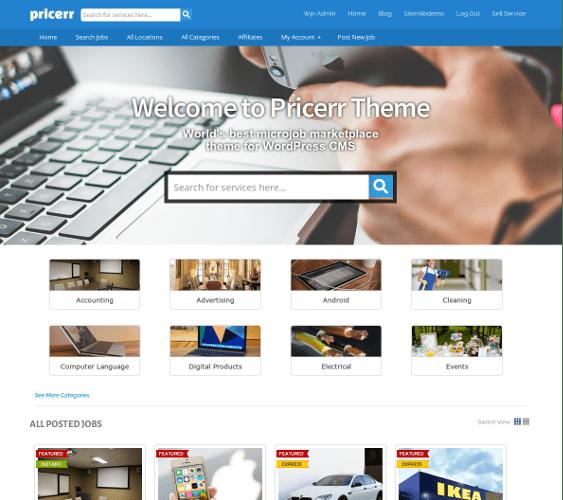 Pricerr by SiteMile