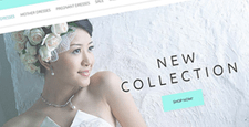 wedding opencart themes feature