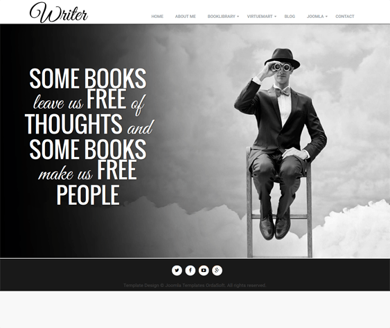 writer virtuemart themes
