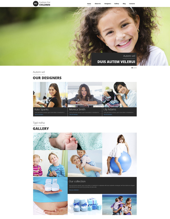 baby clean drupal themes