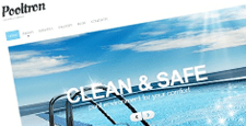 best clean drupal themes feature