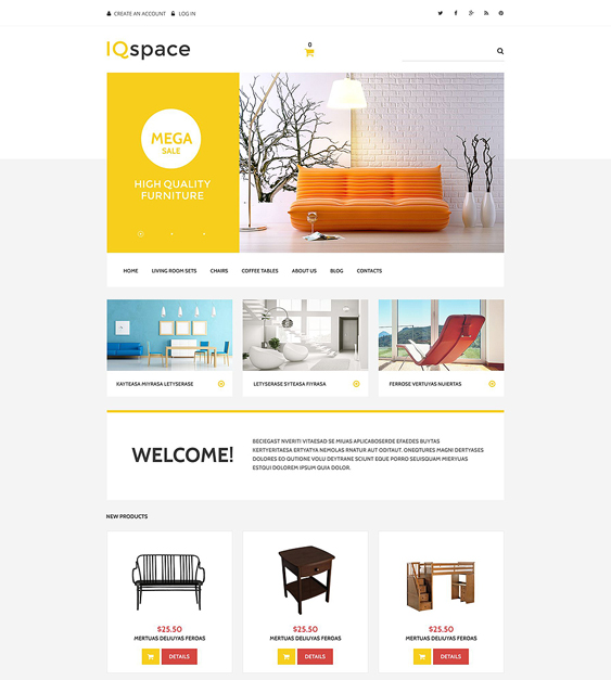 iqspace responsive virtuemart themes