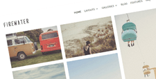 more best minimal wordpress themes feature