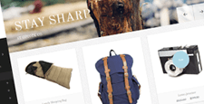 best camping outdoors shopify themes feature
