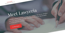 free premium lawyers attorneys wordpress themes feature