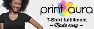 print aura t-shirt stores shopify apps