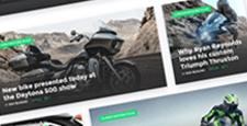 sleek car automotive vehicle wordpress themes feature