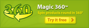 magic 360 degree shopify apps