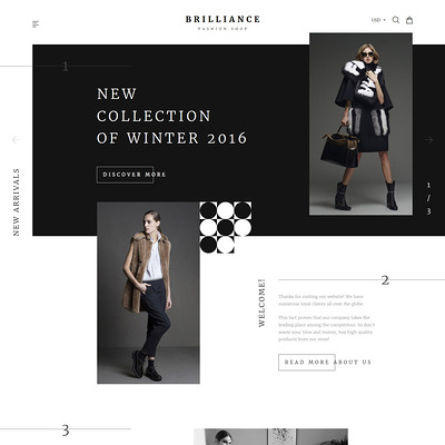 Brilliance Shopify Theme (clean Shopify theme) Item Picture