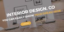 best interior design joomla templates feature